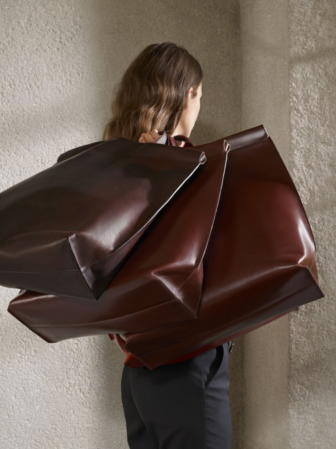 Bags by Bea Mombaers