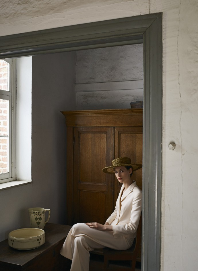 Hats photographed by Frederik Vercruysse for Creative Belgium