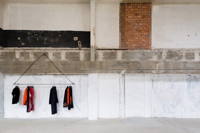 In The Name Of, Antwerp pop up store by Raf Simons and Sterling Ruby icw Willy Vanderperre