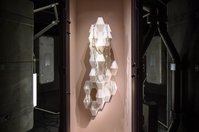 Hermès Haute Bijouterie by Pierre Hardy. Scenography by Didier Faustino